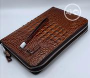 Clutch Brown Bag for Men's | Bags for sale in Lagos State, Lagos Island