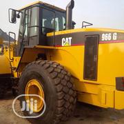 Caterpillar Wheelloader 966G | Heavy Equipments for sale in Lagos State, Ajah