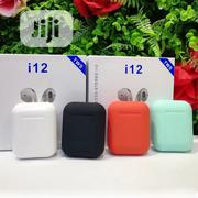 Tws-true-wireless-stereo I12 Earbuds. Wholesale Price. | Headphones for sale in Lagos State, Surulere