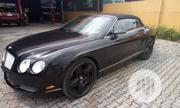 Bentley Continental 2008 Black | Cars for sale in Lagos State, Gbagada