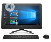 New Desktop Computer HP AiO 20 4GB Intel Pentium HDD 500GB | Laptops & Computers for sale in Lagos State, Ikeja
