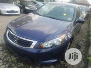 Honda Accord 2009 2.0i Automatic Blue | Cars for sale in Lagos State, Surulere