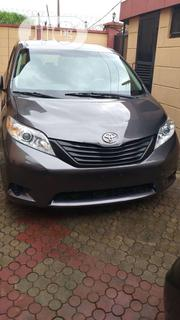 Toyota Sienna 2012 7 Passenger Gray | Cars for sale in Lagos State, Lagos Mainland