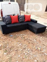 Quality and Durable Fabric L Shape Chair | Furniture for sale in Lagos State, Agege