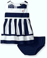 Nautica Baby Girl Dress | Children's Clothing for sale in Lagos State, Lagos Mainland