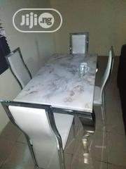 Marble Top Dinning Table | Furniture for sale in Lagos State, Ojo