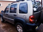 Jeep Liberty 2003 Gold | Cars for sale in Edo State, Oredo
