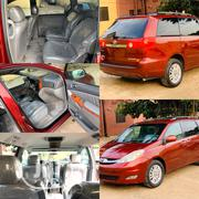 Toyota Sienna 2007 XLE 4WD Red | Cars for sale in Lagos State, Lagos Mainland