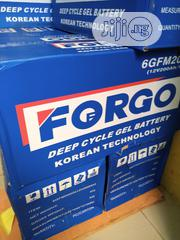 200amps 12V Forgo Solar Battery. | Solar Energy for sale in Abuja (FCT) State, Gwagwalada
