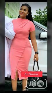New Female Classic Pink Gown | Clothing for sale in Lagos State, Amuwo-Odofin