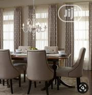 Curtains and Dinning Table   Furniture for sale in Rivers State, Port-Harcourt