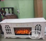 Fire Place TV Stand | Furniture for sale in Lagos State, Victoria Island