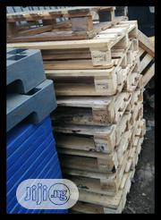 Standard Wooden Clean Pallets | Building Materials for sale in Lagos State, Agege