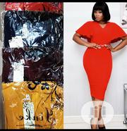 Quality Female Beautiful Red Dress | Clothing for sale in Lagos State, Amuwo-Odofin