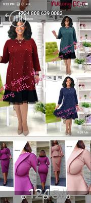 New Female Quality Flare Gown | Clothing for sale in Lagos State, Amuwo-Odofin