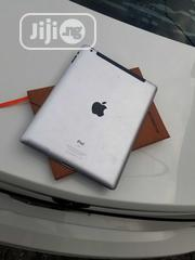 Apple iPad 3 Wi-Fi + Cellular 32 GB Silver | Tablets for sale in Lagos State, Lagos Mainland