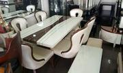 Classic Marble Dining Table   Furniture for sale in Lagos State, Ilupeju