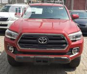 Toyota Tacoma 2017 Red | Cars for sale in Lagos State, Ikeja