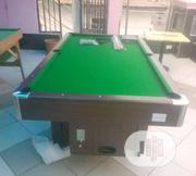 8ft Snooker Board With Coin | Sports Equipment for sale in Lagos State, Surulere