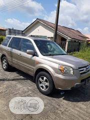 Honda Pilot 2006 LX 4x4 (3.5L 6cyl 5A) | Cars for sale in Lagos State, Ajah
