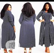 Beautiful Female Dress With Jacket   Clothing for sale in Lagos State, Amuwo-Odofin