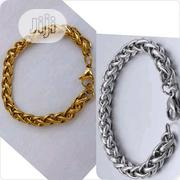 Gold & Silver Bracelet | Jewelry for sale in Abuja (FCT) State, Wuse