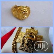 Men's Ring + Necklace | Jewelry for sale in Abuja (FCT) State, Wuse