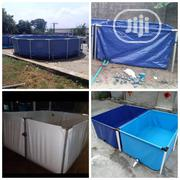 Tanpolin Fish Pond Water Tank | Farm Machinery & Equipment for sale in Lagos State, Badagry