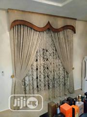 Board Design Curtains With Turkey Material | Home Accessories for sale in Lagos State, Lagos Island
