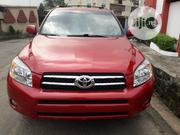 Toyota RAV4 2007 Limited 4x4 Red | Cars for sale in Lagos State, Ikeja