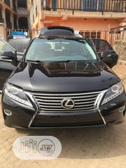 Lexus RX 2015 350 FWD Black | Cars for sale in Lagos State, Ojo