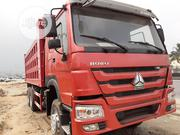 Howo Truck 2016 Red | Trucks & Trailers for sale in Lagos State, Lagos Mainland