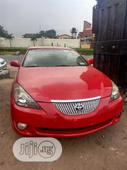 Toyota Solara 2005 Red | Cars for sale in Lagos State, Ikeja