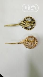 Hand Of The King Brooch Gold And Medallion Color | Jewelry for sale in Lagos State, Agege