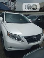 Lexus RX 2010 White | Cars for sale in Lagos State, Ikeja