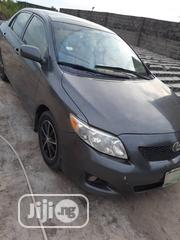 Toyota Corolla 1.8 Advanced 2009 Gray | Cars for sale in Lagos State, Ajah