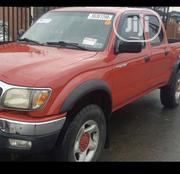 Toyota Tacoma 2003 Red | Cars for sale in Lagos State, Surulere