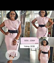 Styled Fitted Gown | Clothing for sale in Lagos State, Gbagada
