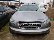 Infiniti FX 2005 Gray | Cars for sale in Lagos State, Alimosho