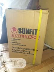 500ah 2volts Sunfit Battery | Electrical Equipment for sale in Lagos State, Lekki Phase 1