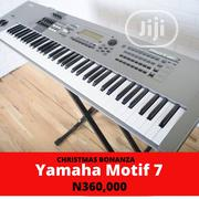 Yamaha Motif 7 | Musical Instruments & Gear for sale in Lagos State, Yaba
