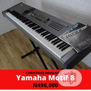 Yamaha Motif 8 | Musical Instruments & Gear for sale in Lagos State, Yaba