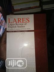 LARES: Lagos Review Of English Studies | Books & Games for sale in Lagos State, Surulere