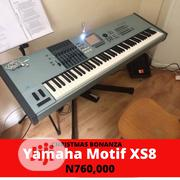 Yamaha Motif Xs8 | Musical Instruments & Gear for sale in Lagos State, Yaba