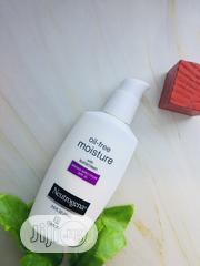 Neutrogena Oil Free Facial Moisturizer SPF 35 | Skin Care for sale in Lagos State, Ikeja