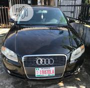 Audi A4 2007 Black | Cars for sale in Lagos State, Lekki Phase 1