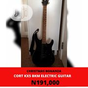 Cort Kx5 Bkm Electric Guitar | Musical Instruments & Gear for sale in Lagos State, Yaba
