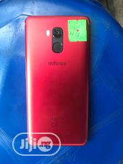 Infinix Note 5 Stylus 64 GB Red   Mobile Phones for sale in Lagos State, Ikeja