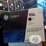 Hp Toner Cartridge 90a (CE390A) | Accessories & Supplies for Electronics for sale in Lagos State, Ikeja