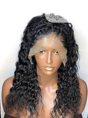 18 Inches Deep Wave Wig | Hair Beauty for sale in Lagos State, Mushin